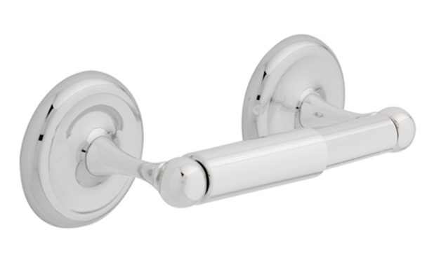 College Circle Spring Load Toilet Paper Holder