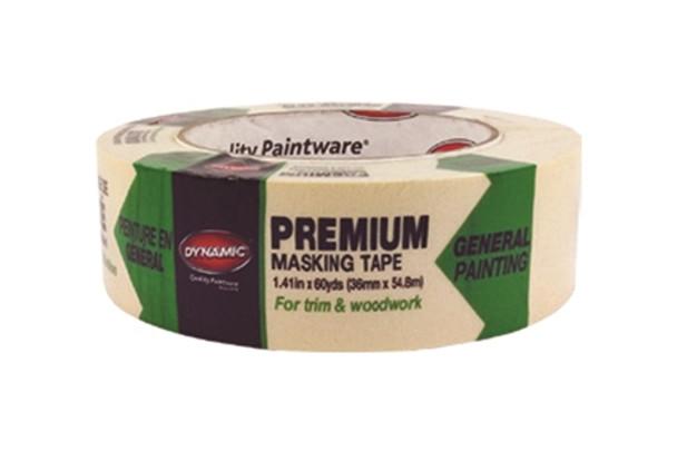 Premium Tan Masking Tape