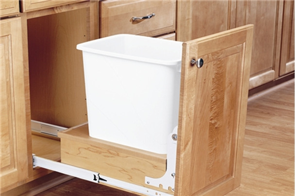 Rev-A-Shelf 4WC Series Bottom Mount Waste Containers