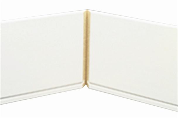 White Vinyl Drawer Sides