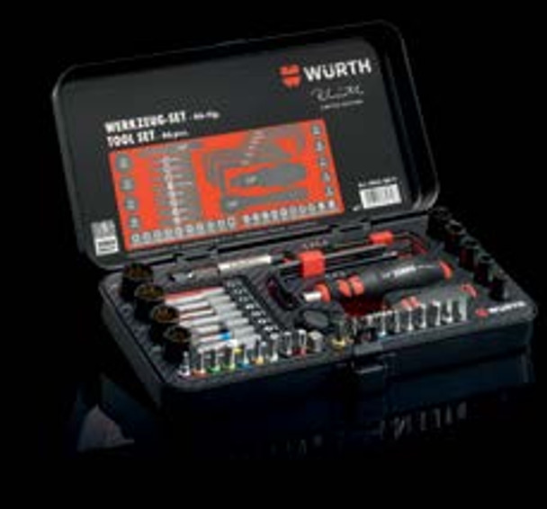 Wurth Workout Week Limited Edition Tool Set