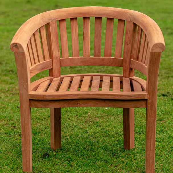 Crummock Carver Solid Teak Chair