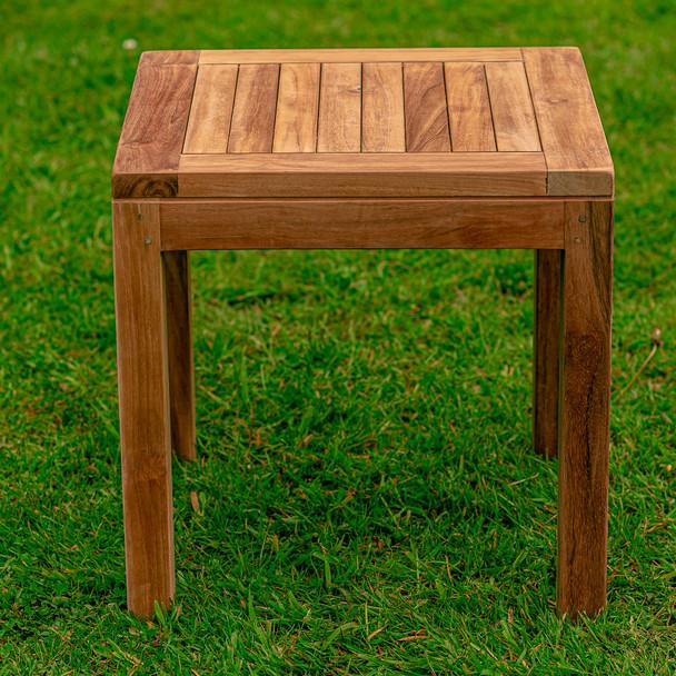 Solid Teak Burford Coffee Table - 45cm x 45cm