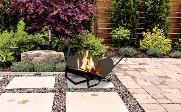 Pit Garden Fire Pit
