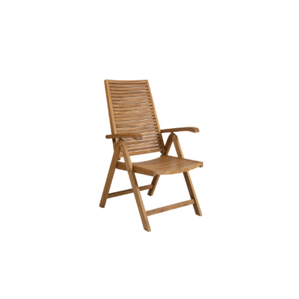 Solid Teak Volos Position Chair