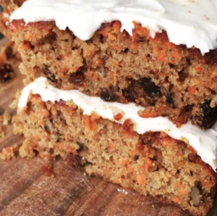 Classic Carrot Cake - BUY TWO 1G GET ONE .5G FREE!