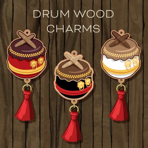 Drum Charm