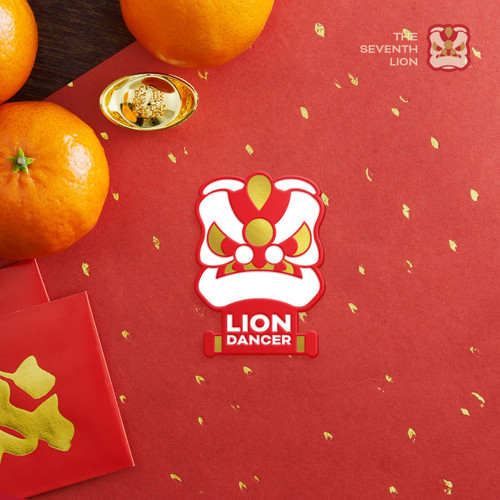 CNY 2019 Edition Logo Pin