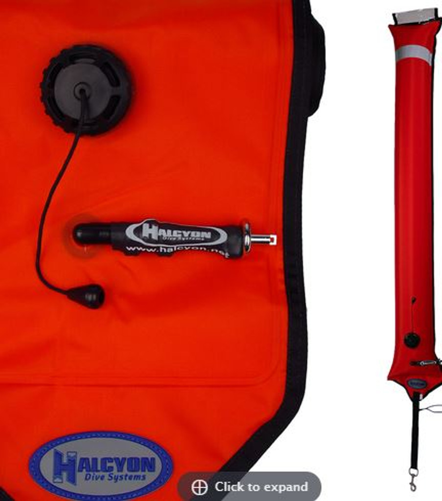Super Big Diver's Alert Marker, 6'