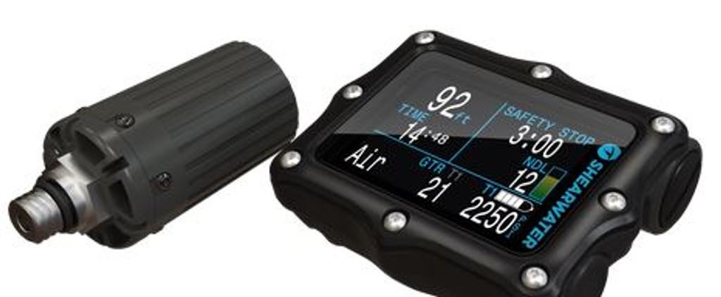 Shearwater Perdix AI Dive Computer with Wireless Transmitter