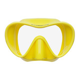 Scbubapro Trinidad 3 Dive Mask Yellow