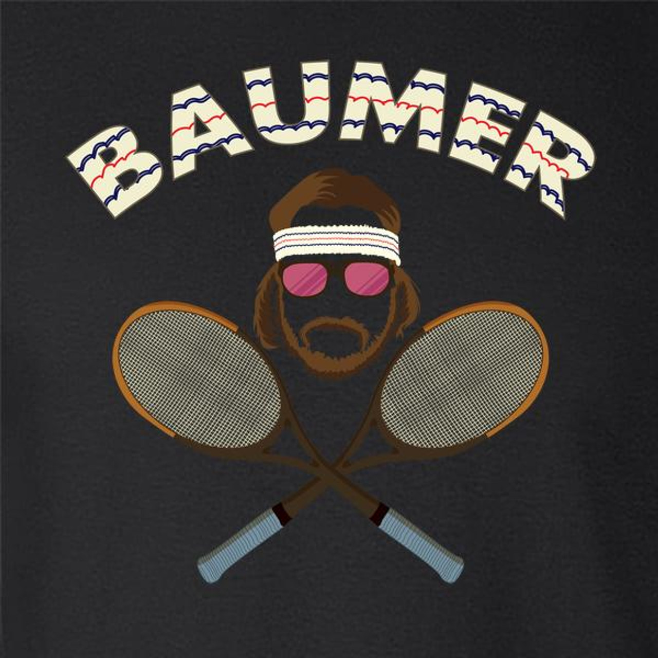 Baumer Richie Tenebaum Tennis Halloween Costume Pop Threads