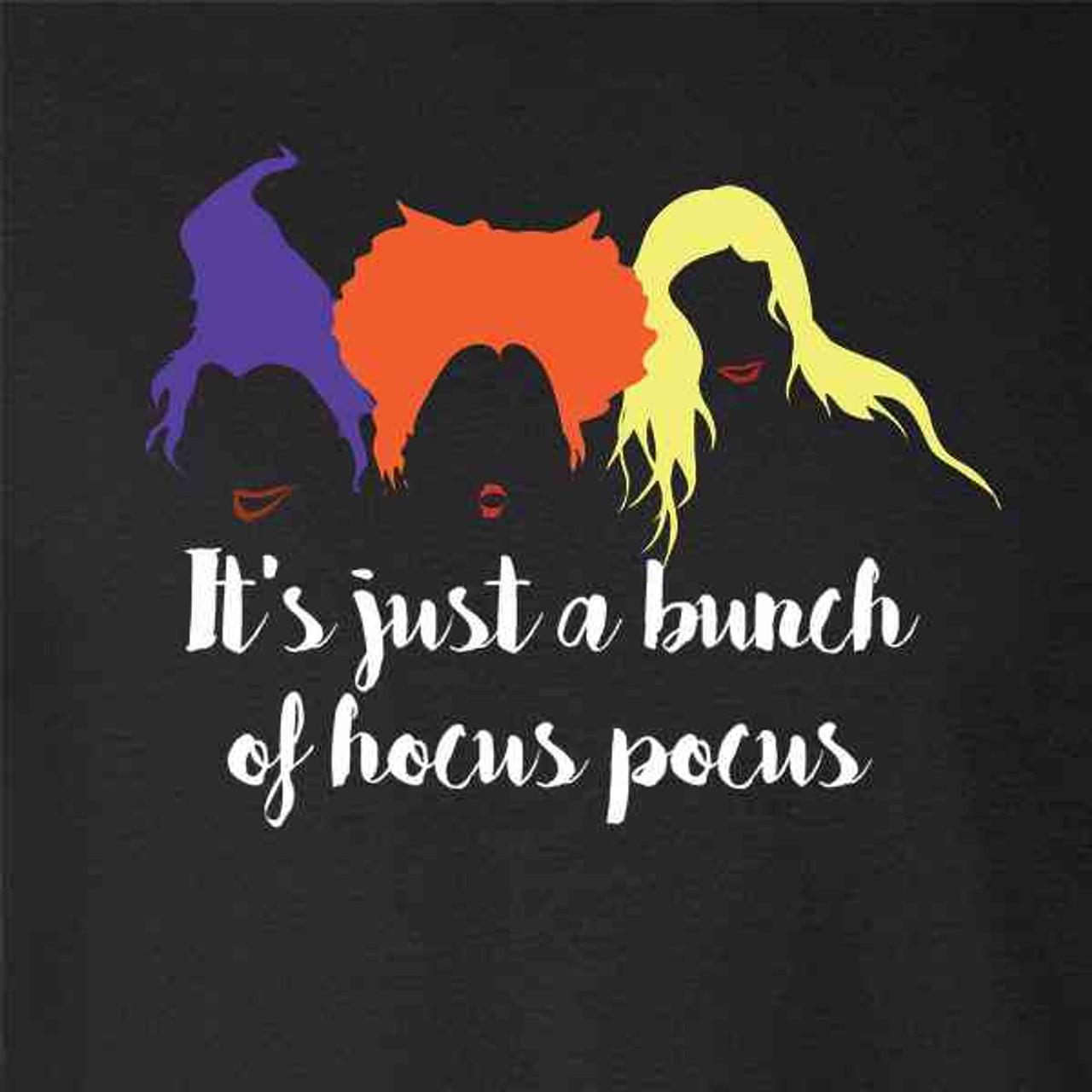942f1c2b393c It's Just A Bunch of Hocus Pocus Halloween Costume - Pop Threads