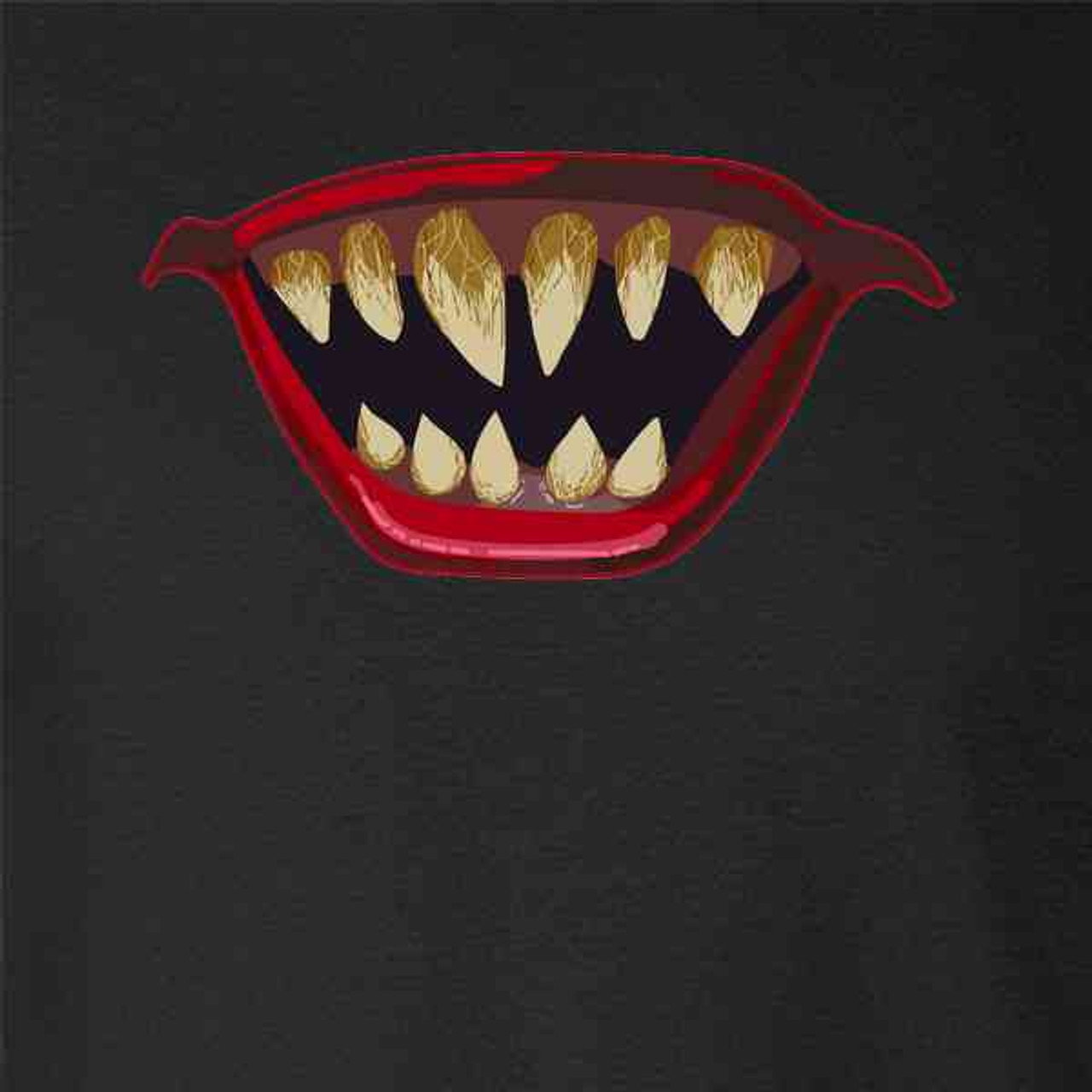 Pop Threads Youll Float Too Horror Clown Halloween Scary Mens Fleece Hoodie Sweatshirt