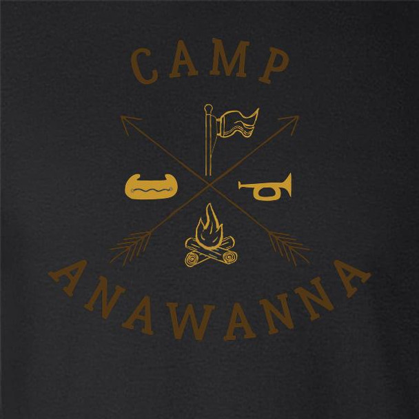 Camp Anawanna Retro 90s TV Halloween Costume