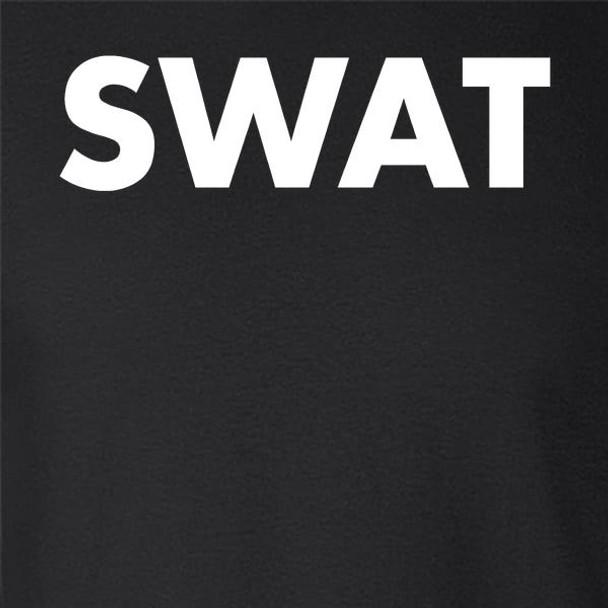 SWAT Team Police Classic Halloween Costume