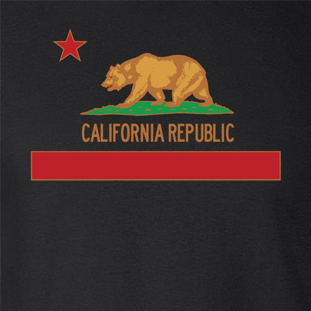 California Republic Calexit Flag
