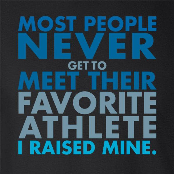 Most People Never Meet Their Favorite Athlete