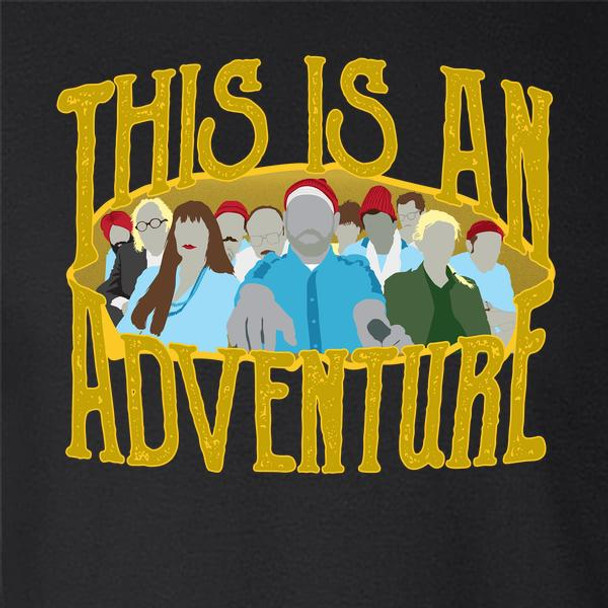 This Is An Adventure Minimalist