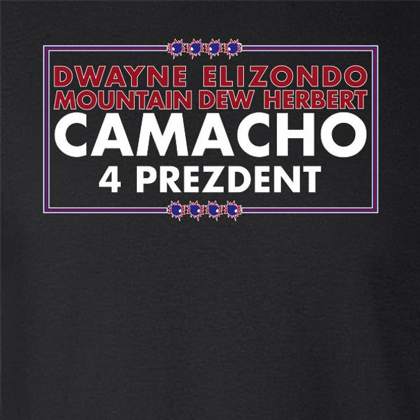 Camacho For President 2020 Funny Campaign