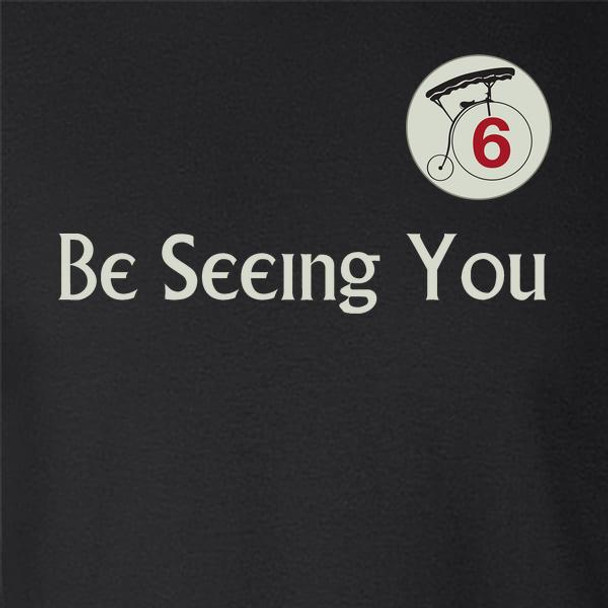 Be Seeing You Number 6 Cult