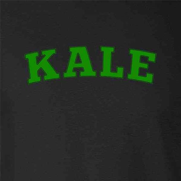 KALE Funny Graphic Parody Vegan Vegetarian