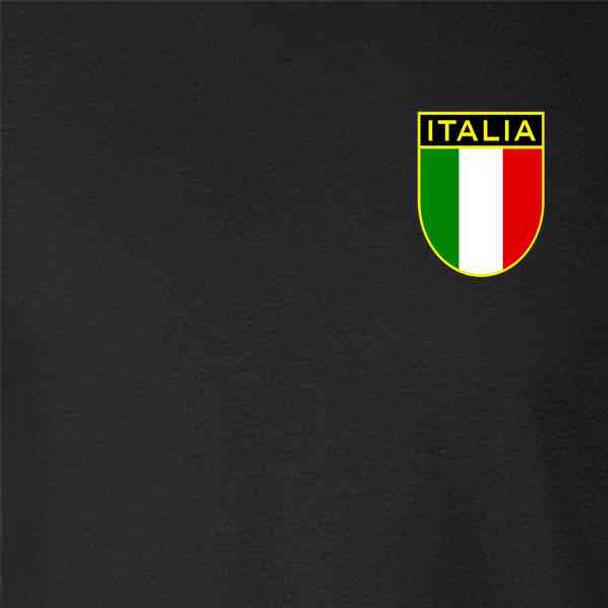 Italy Soccer Retro National Team