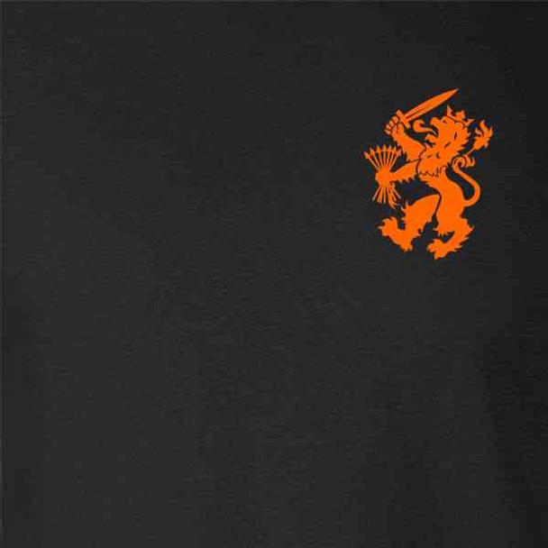 Dutch Soccer Retro National Team Holland Costume