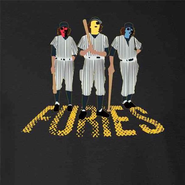 Baseball Furies Minimalist 70s