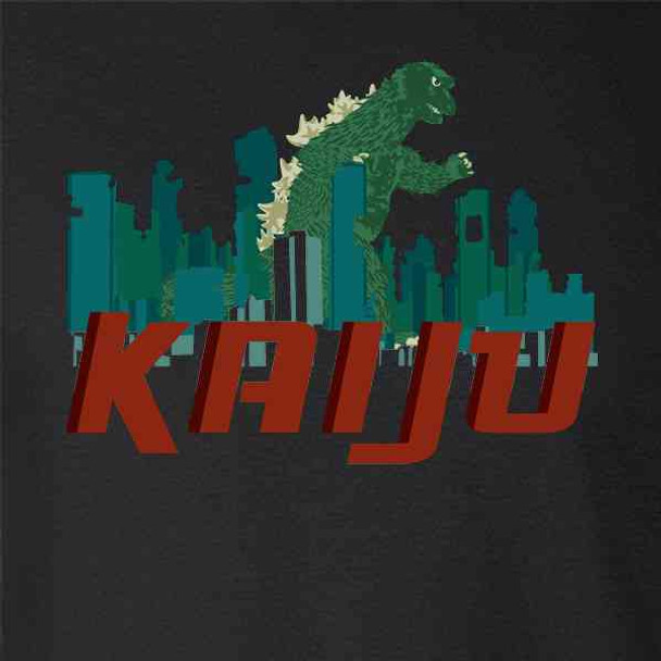 KAIJU Destroying The City