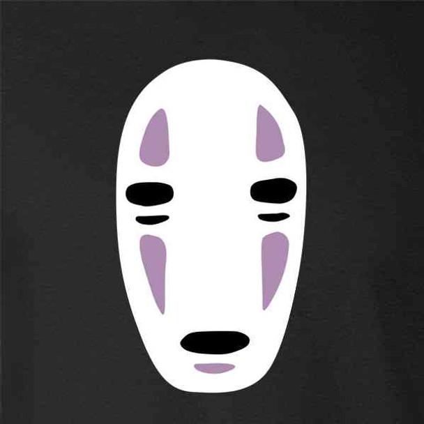 No Face Kaonashi Nerd Apparel Geek