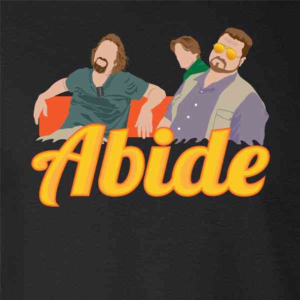 The Dude Abides Minimalist
