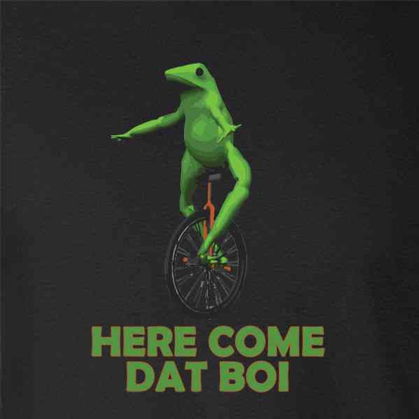 Here Come Dat Boi Meme