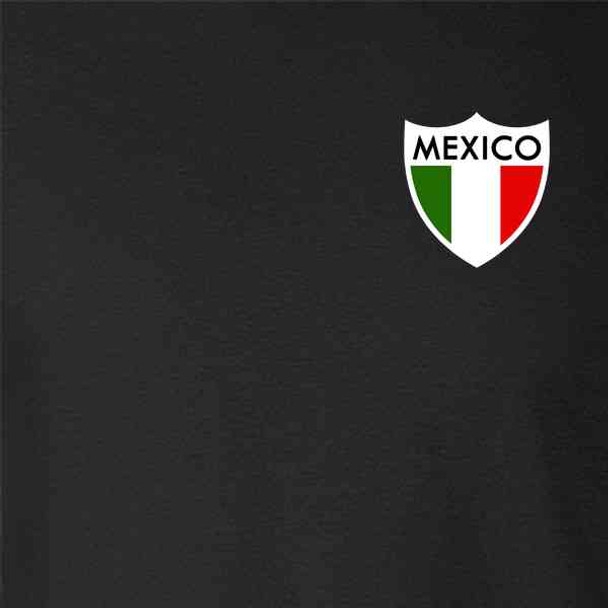 Mexico Futbol Soccer Retro National Team Football