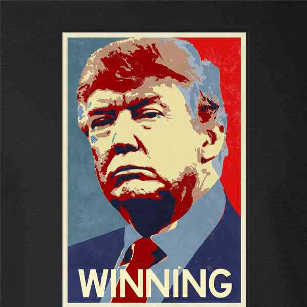 Donald Trump For President Winning Campaign