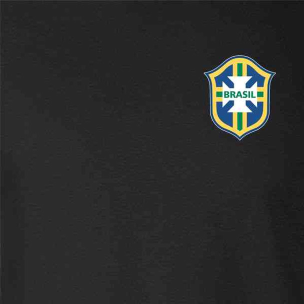 Brazil Futbol Soccer Retro National Team Football