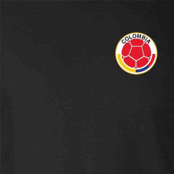 Colombia Futbol Soccer Retro National Team Sports