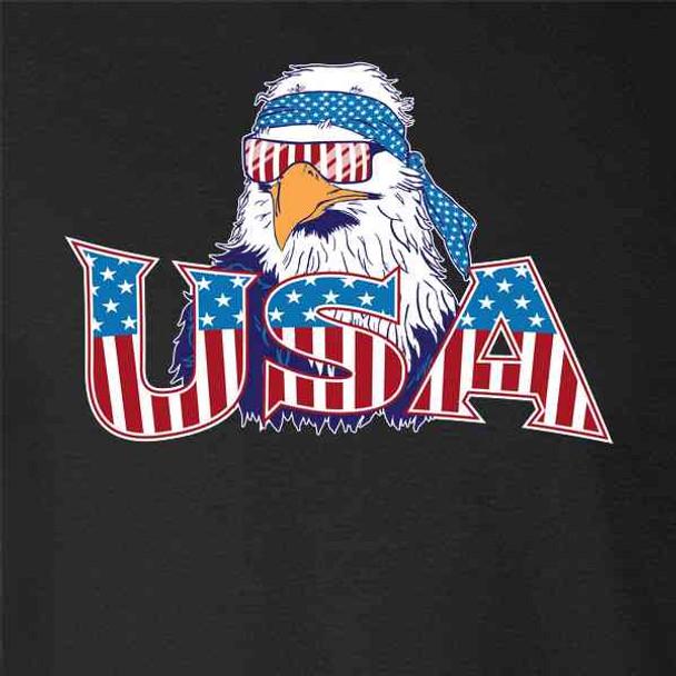 USA Epic Patriot Bald Eagle 4th of July Patriotic