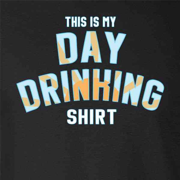This Is My Day Drinking Shirt St. Patrick's Day