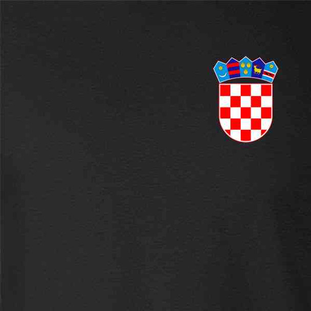 Croatia Soccer Retro National Team Sport Football