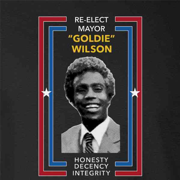 Re-Elect Mayor Goldie Wilson Campaign