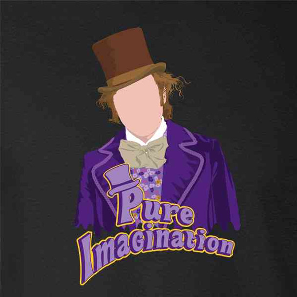 Pure Imagination Minimalist Art