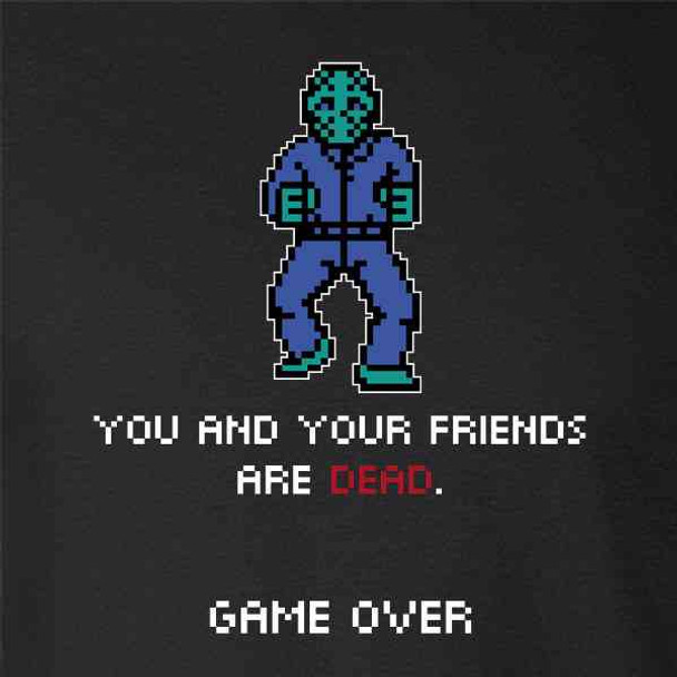 You And Your Friends Are Dead Game Over Gaming