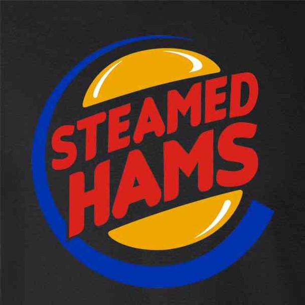 Steamed Hams Logo