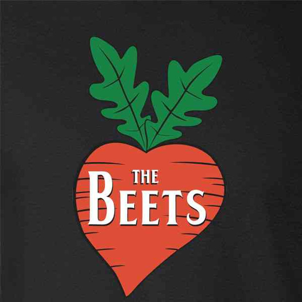 The Beets Band Logo Killer Tofu Funny Retro 90s
