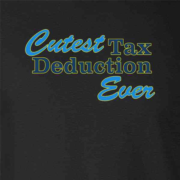 Cutest Tax Deduction Ever
