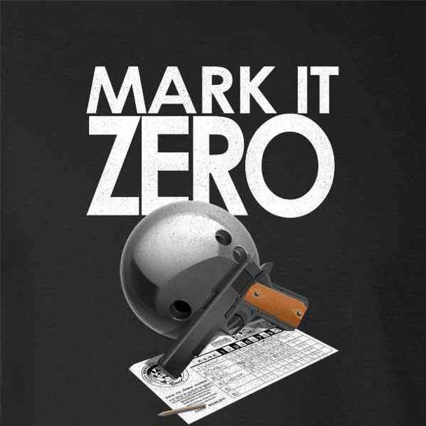 Mark It Zero Movie Quote Bowling Walter Sobchak