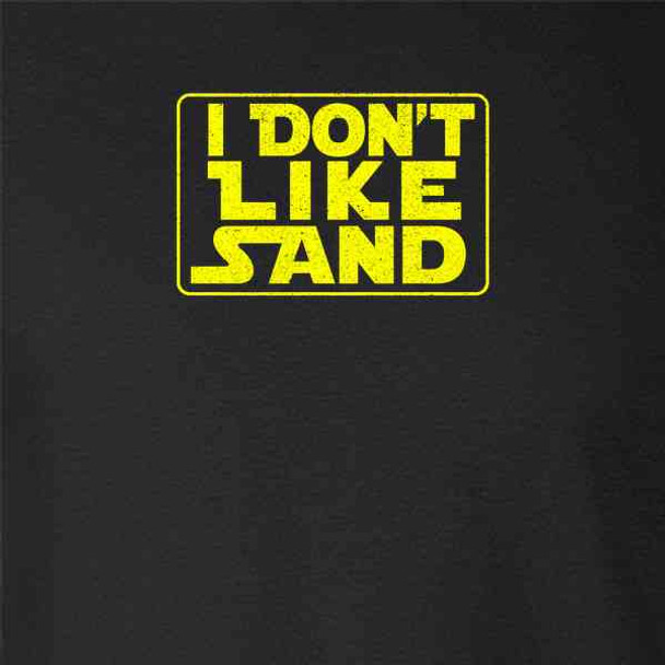 I Don't Like Sand Funny Meme