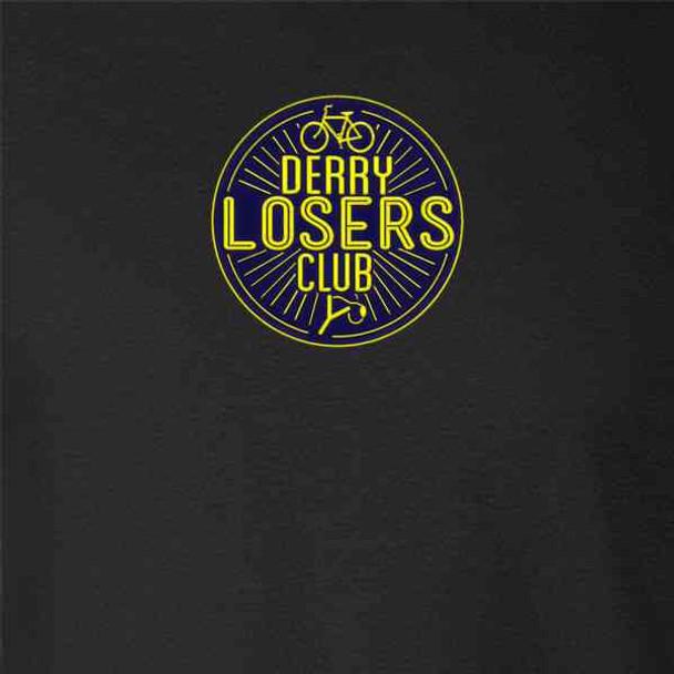Derry Losers Club Tshirt Horror Retro Horror