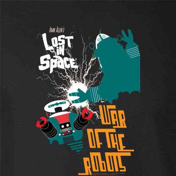 Lost In Space War Of The Robots by Juan Ortiz